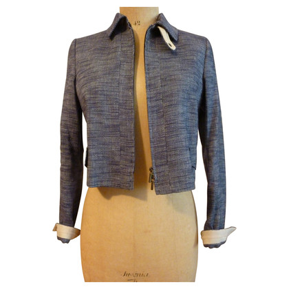 Akris Short Blazer with zip