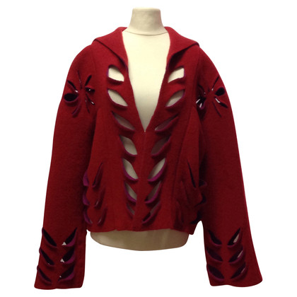 Christian Dior Jacke mit Cut-Outs