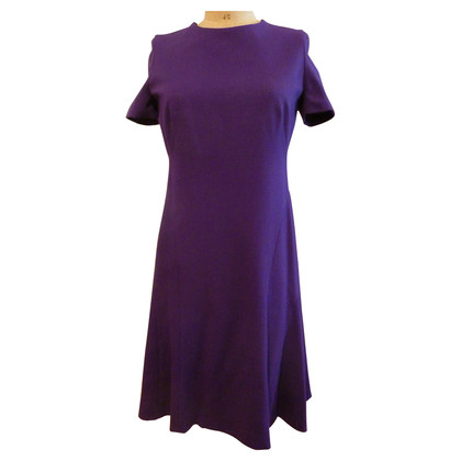 Akris Kleid in Violett