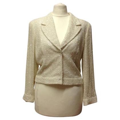 Giorgio Armani Geborduurd jacket