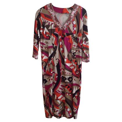 Riani Patroon jurk