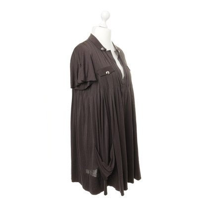 Maurizio Pecoraro  Dress in Brown