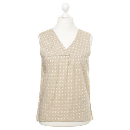 Marni Top with graphical pattern