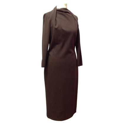 Giorgio Armani Dress in dark brown