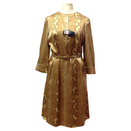 Christian Dior Tunic dress with Leopard print