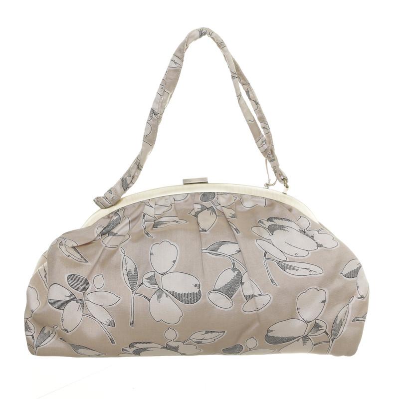 Marni Handle bag with print