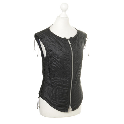 Prada Vest with straps and rivets