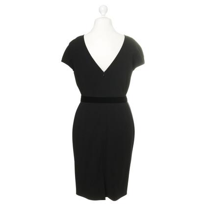 Paule Ka Black sheath dress