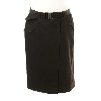 Philosophy di Alberta Ferretti skirt with wrap effect
