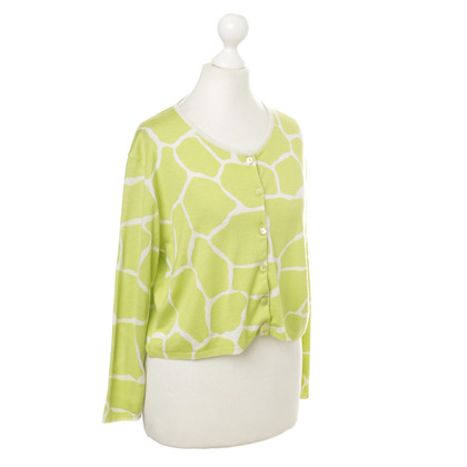 B Private Cardigan groen