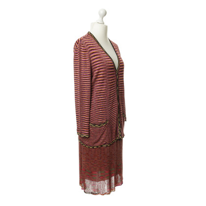 Missoni Ensemble aus gemustertem Strick