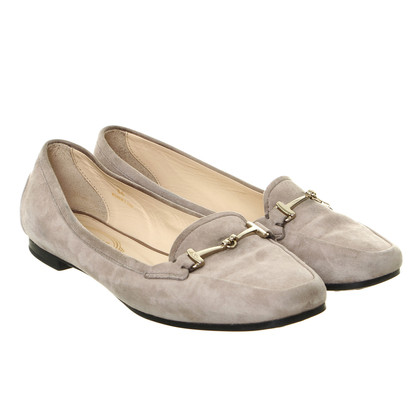 Tod's Loafers suede