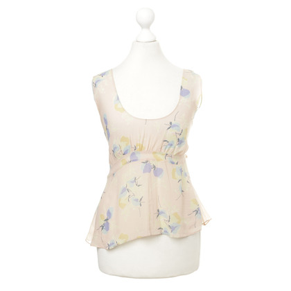 Marni Top with floral print