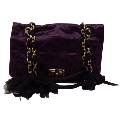 Lanvin Hand bag with decorative elements