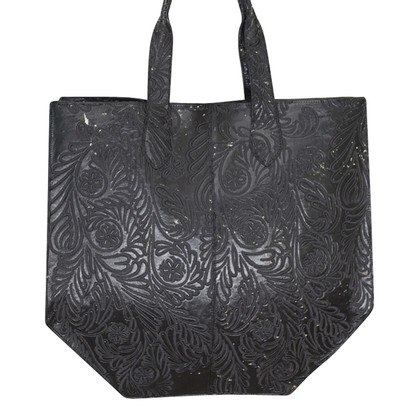 Gianni Barbato Bestickte Tote Bag