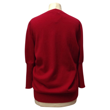 Louis Vuitton Sweater in red