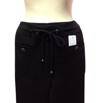 Chanel Sport broek in zwart