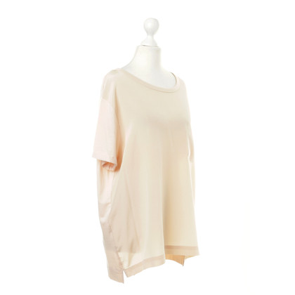 Luisa Cerano Shirt met zijde voorzijde