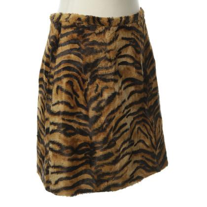 D&G skirt in coat patterns