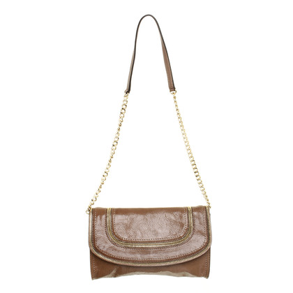 Michael Kors clutch with chain handle