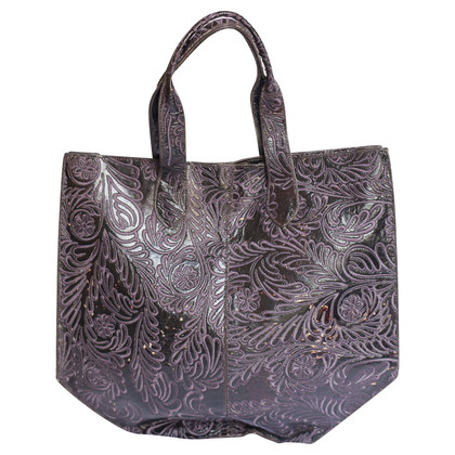 Gianni Barbato Embroidered Tote Bag