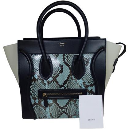 Céline Mini Luggage Bag
