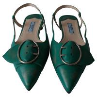 Prada Ballerinas  vintage look
