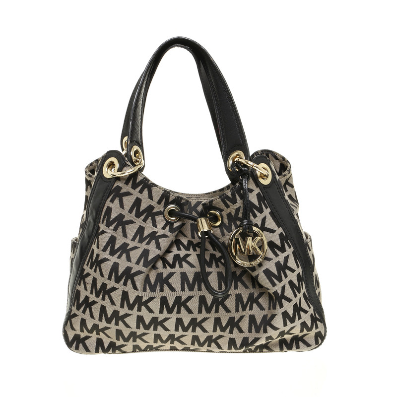 Michael Kors Hand bag with logo pattern - Buy Second hand ...