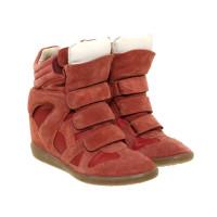 "Isabel Marant Sneaker wedges ""Beckett"""