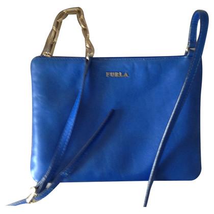 Furla Small blue bag