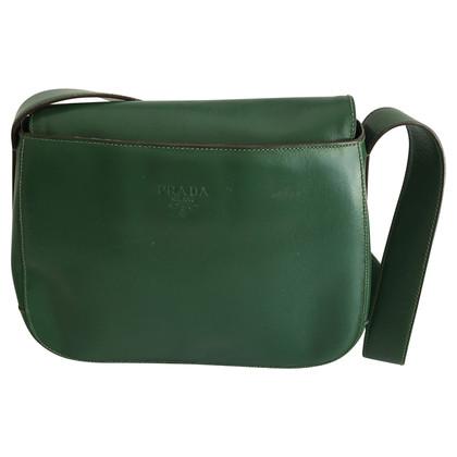 Prada Grüne Tasche