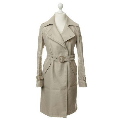 Costume National Wintertrenchcoat in Beige