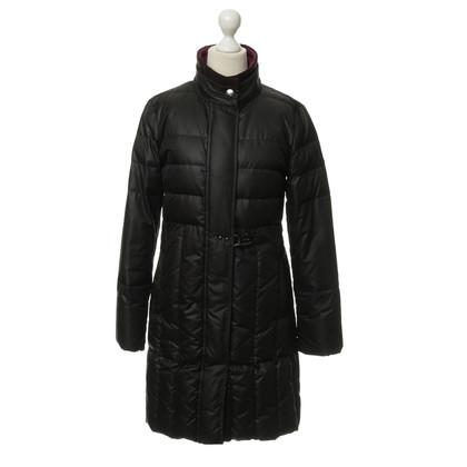 Fay Giù cappotto nero