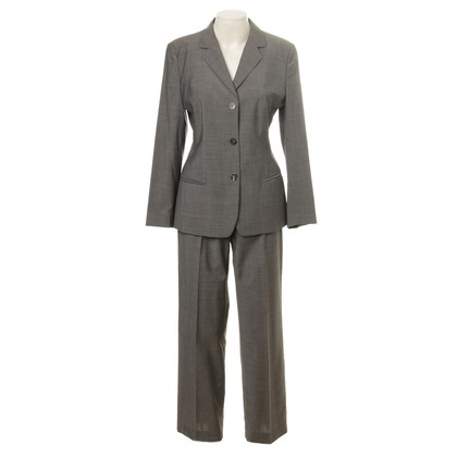 René Lezard Trouser suit from pure new wool
