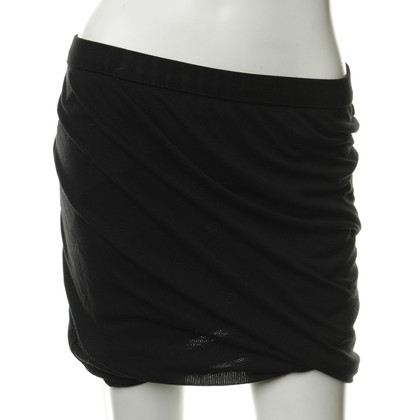 T by Alexander Wang Rock in Schwarz