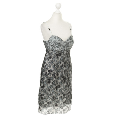 Rochas Dress with lace