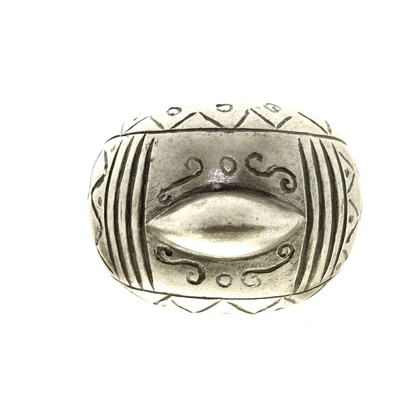 Jean Paul Gaultier Silver ring