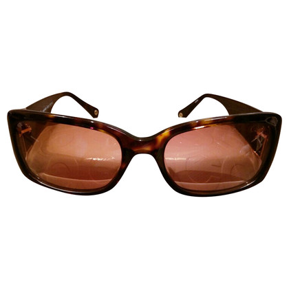 Coach Sunglasses brown gold