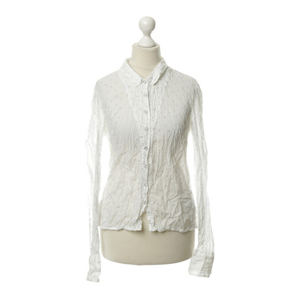 Marithé et Francois Girbaud Blouse cotton