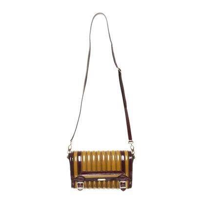 Burberry Prorsum Cross-Body-Bag mit Abnähern