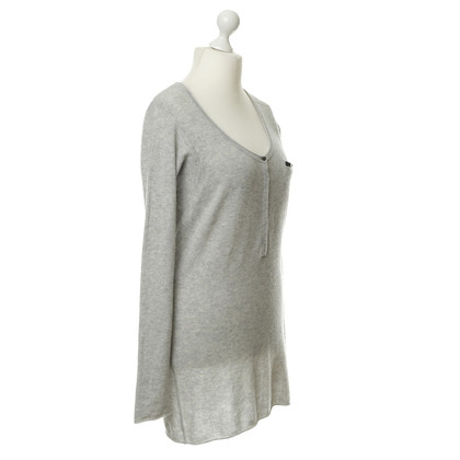Duffy Strickkleid in Grau