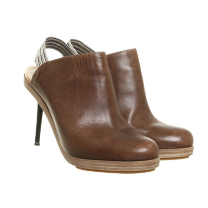 Nicholas Kirkwood Ankle boots with Sling