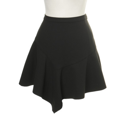 Elizabeth & James skirt with hem of levels of