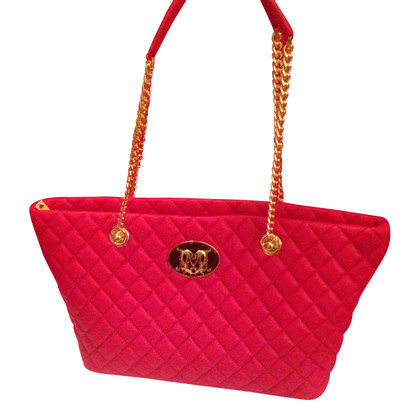 Moschino handbag in red