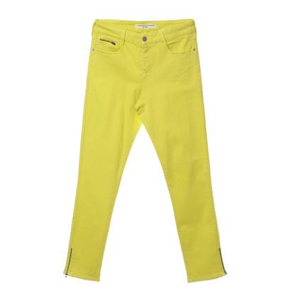 Comptoir des Cotonniers Jeans in giallo