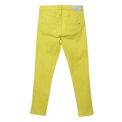 Comptoir des Cotonniers Jeans in Gelb
