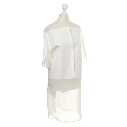 Calvin Klein Blouses dress with silk usage