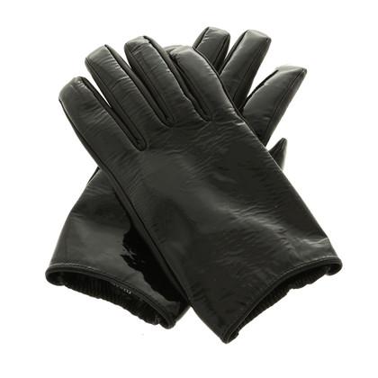 Other Designer Roeckl - varnish leather gloves