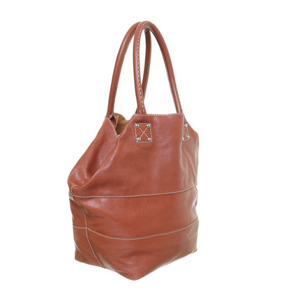 Badgley Mischka Shoulder bag in Brown