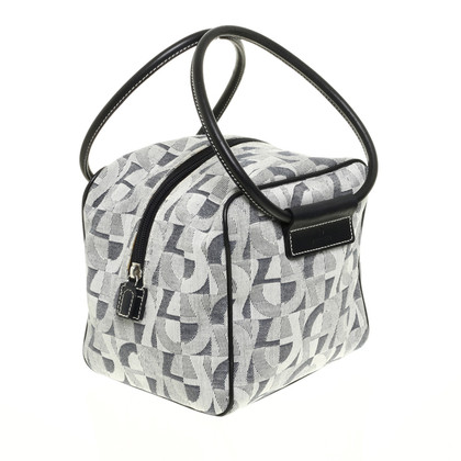 Aigner Tote with logo pattern